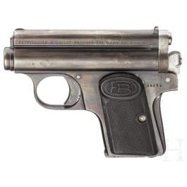 A Frommer M Baby cal. 9mm with holster