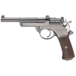 A self-loading pistol system Mannlicher, Mod. 1900