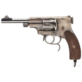 """Unbekannter belgischer Revolver """"HB"""""""