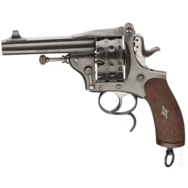 """HDH-Revolver, 20-schüssig (""""Machine-gun HDH"""")"""