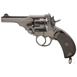 Webley Mark IV .455 Service Revolver, Polizei (?)