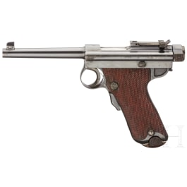 "A Nambu pistol ""Grandpa"" with detachable stock, 1st version, Navy"