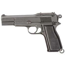 Browning Inglis No. 1 Mk I*, with shoulder stock