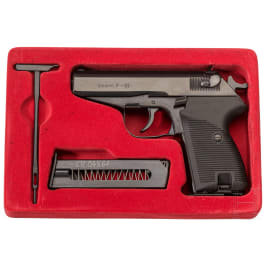 Pistolet P - 83 Vanad, im Karton, Polizei und Militär, im Karton