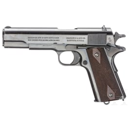 A Colt Mod. 1911, Russia Contract