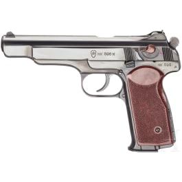 A Stechkin APS full automatic pistol, in presentation case