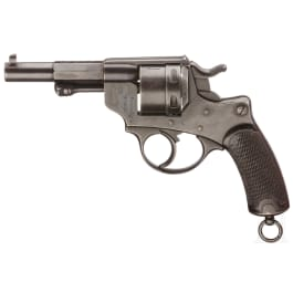 A Model 1873 revolver for the Swedish Navy