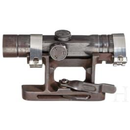 Originales Zielfernrohr ZF 4 mit Fernrohrhalter