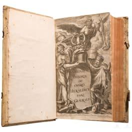 "Philipp Jakob Spener, ""Operis heraldici"", Frankfurt/Main, 1717"