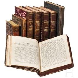 Acht biografische Werke