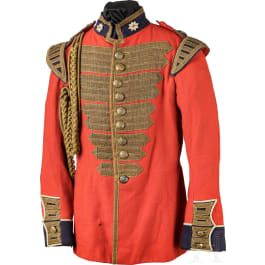A tunic for members of the British army, 19th century