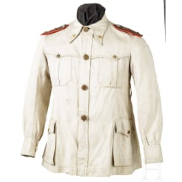 A tropical field blouse for generals in World War II