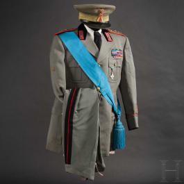 "An M 34 uniform for Colonel Zacco, commander of 84th Infantry Regiment ""Venezia"", WW II"