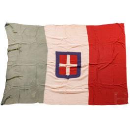An Italian flag, 20th century