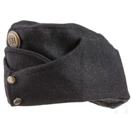A black cap for enlisted men of the k.u.k. army