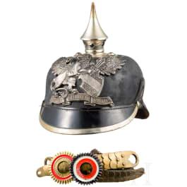 Baden - a helmet for enlisted men