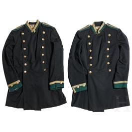 Baden - two tunics for NCOs, circa 1900