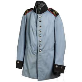 Baden - A tunic for dragoons, circa 1900