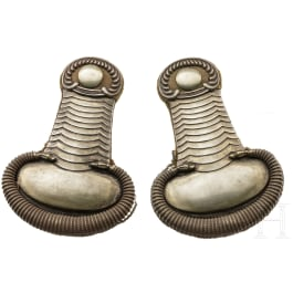 Bavaria - a pair of epaulettes M 1848