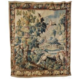 A fine Flemish tapestry, circa 1700