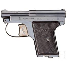 """A pocket pistole Mod. """"Le Francais"""", 1st pattern"""