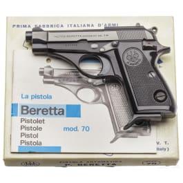 Beretta Mod. 70, late pattern, in box