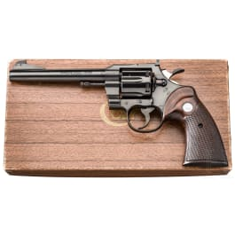 A Colt Officers Match in box