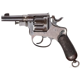Glisenti-Bodeo Mod. 1889/1922, with holster