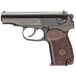 A Makarov PM with holster