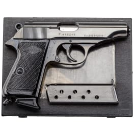 Walther-Manurhin PP, in Box, Polizei