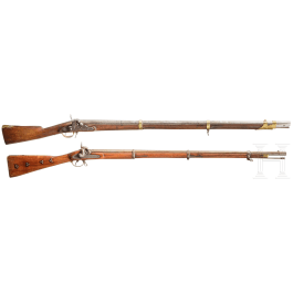A Bavarian M 1816/42 U/M police musket