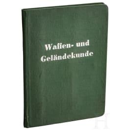 Handbuch über Waffen- und Geländekunde der Deutschen Volkspolizei, DDR