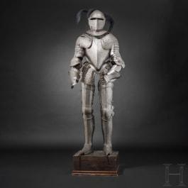 A German/Italian composite suit of armour, circa 1600