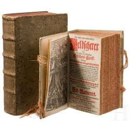 "Purmann, Matthaeus G. - a book ""Der rechte und wahrhafftige Feldscherer"", Frankfurt, 1721"