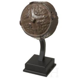 A Viking fibula, 9th century