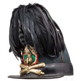 A kepi – Chepì da Capitano Fanteria, circa 1870