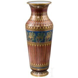 Otto Fürst von Bismarck – a Lobmeyr vase as a state gift, late 19th century