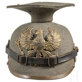 "An ""Ersatz-Tschapka"" M 15 for enlisted men in a Landwehr Uhlan Regiment"