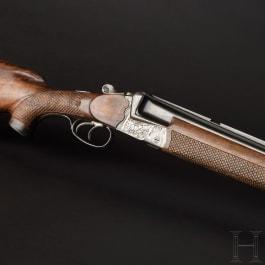 An over-and-under B. Fritz, Fichtenberg combination rifle
