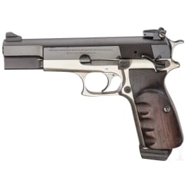 FN HP Mod. 35, Scheibenwaffe, getuned