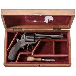 Revolver John Blanche & Son, Adams Patent