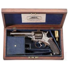 Revolver John Blissett & Son, London, Tranter Patent