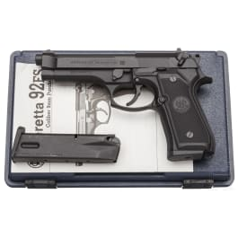 Beretta Mod. 92 FS, im Koffer
