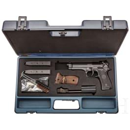 Beretta Mod. 92 F mit Wechsellauf, im Koffer