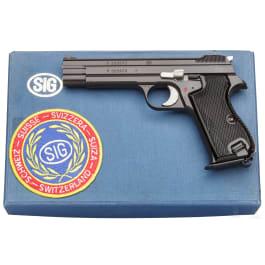 SIG P 210-2, im Karton
