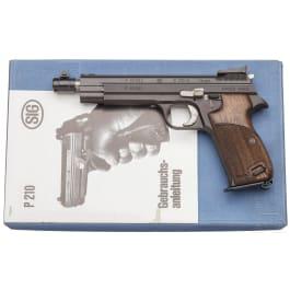 SIG P 210-5 Target, im Karton