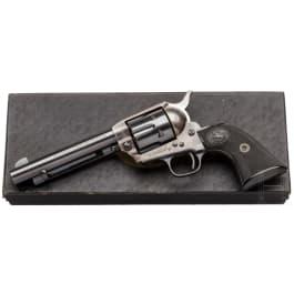 Colt SAA .38 Spl., 1st Generation, im Karton