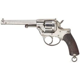 Revolver Mod. 1874, R. Fabb. de Armi Brescia, 1882
