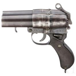 Doppelläufige Marine-Signalpistole Kayaba, Typ 90