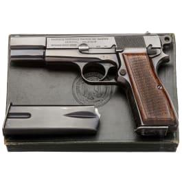 FN HP Mod. 35, im Karton, Gendarmerie